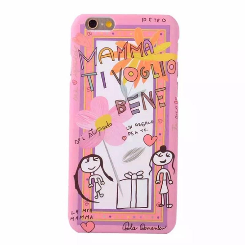 iphone 12ケースブランド iPhone7 plusケース ドルチェ&ガッバーナ D&G 可愛い アイフォン6/6s plusカバー 王子様 iPhone7/6/6s 彼女プレゼント