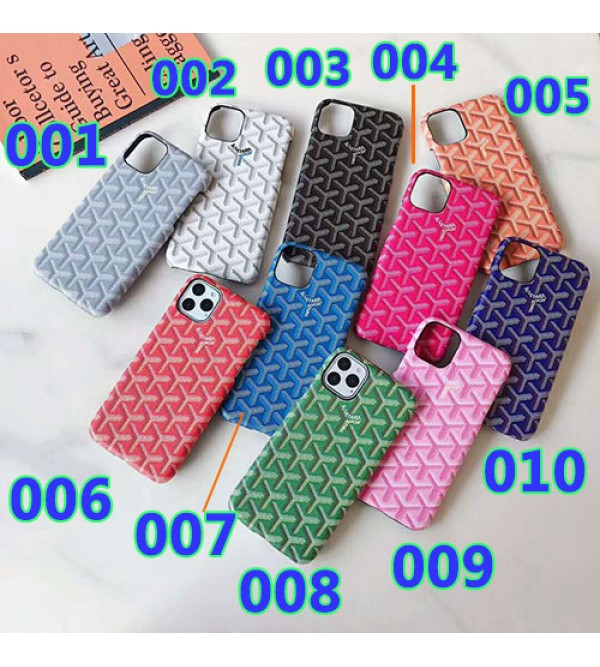 Goyard ゴヤール iphone 11/11pro max/xrケースジャケット お洒落  iphone xs/xs maxケース人気 男女兼用 高品質 激安