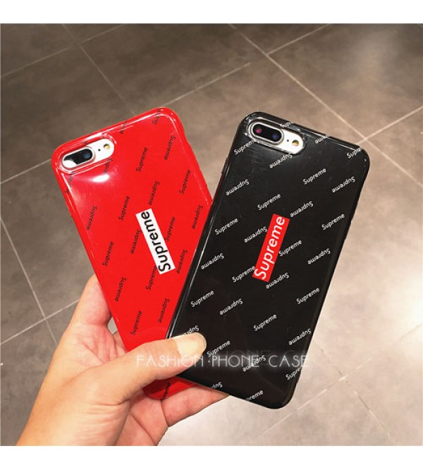 Supreme  iphone8/8plusケースiphone7/ケース ジャケット シュプリーム iphone6s/6sカバー スポーツ風 男女兼用  PC製