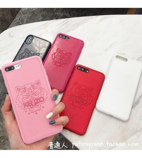 iphone 12ケースブランドケンゾiphoneXスマホケース iphone se2/8/8plusケース ジャケットkenzo  iphone7/7plusケース iphone6/6s携帯カバーiphone6/6plusジャケット人気  男女兼用