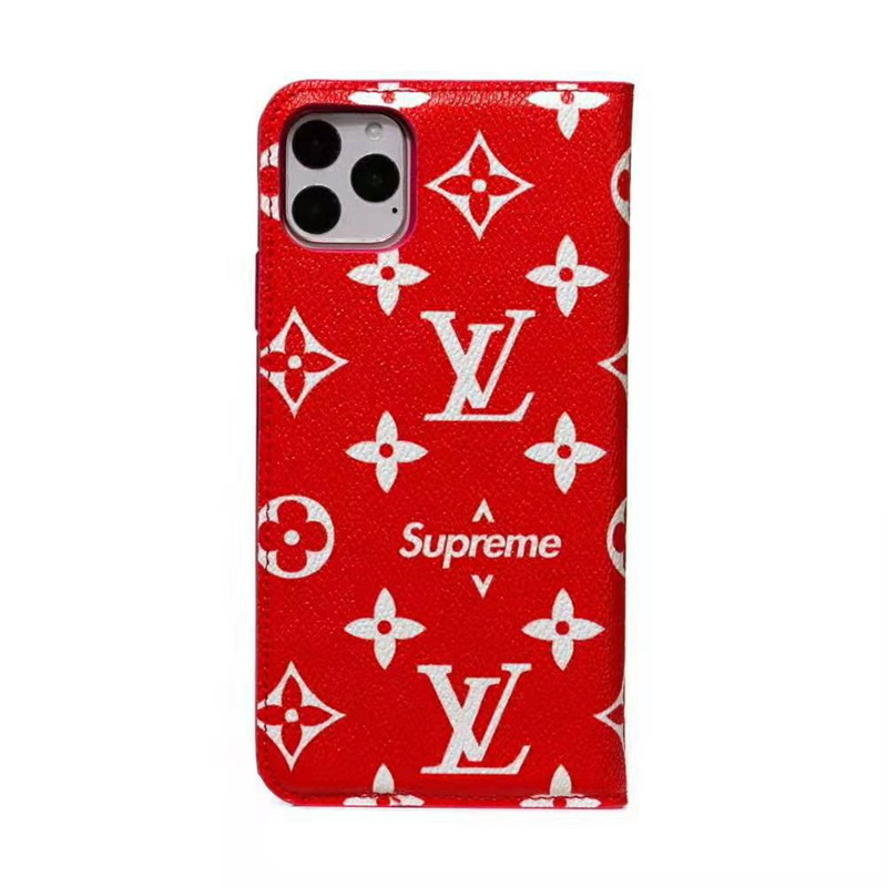 LV iPhone xsカバー 手帳型