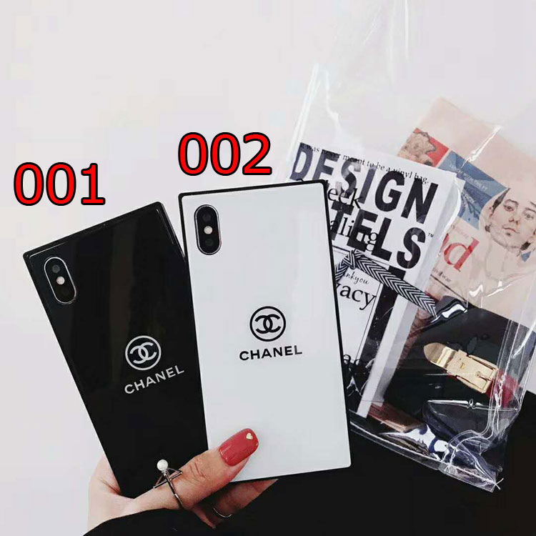 chanel iPhone xrスマホケース