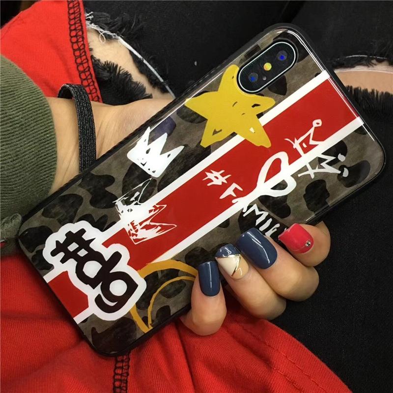 ブランド D&G iPhoneXケース