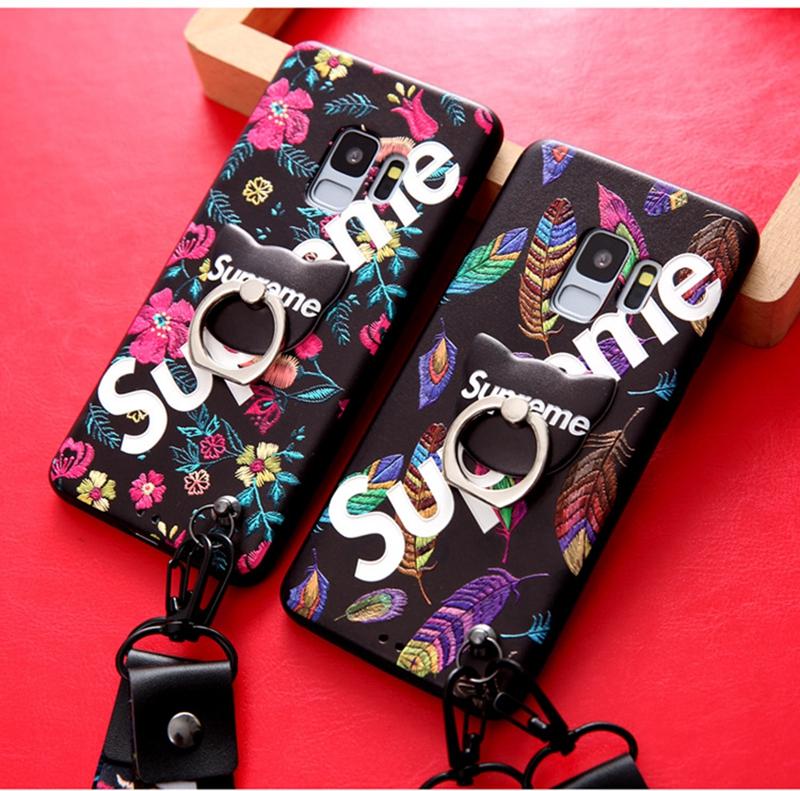 Supreme ギャラクシーS9+ケース