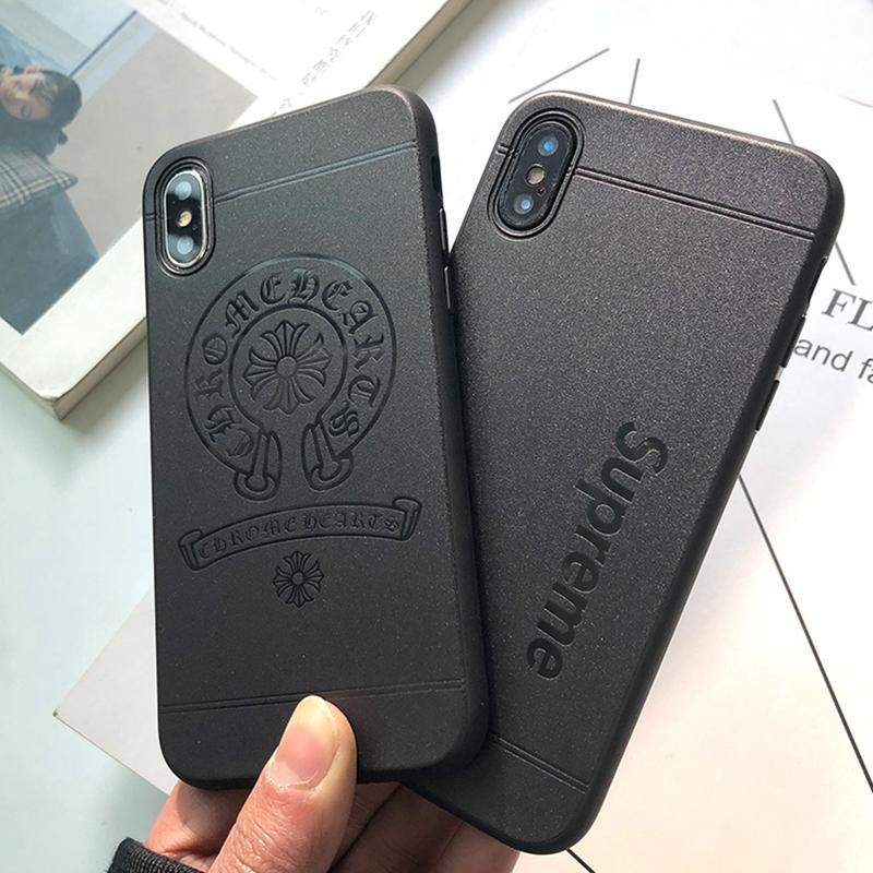 シュプリーム iPhoneXカバー