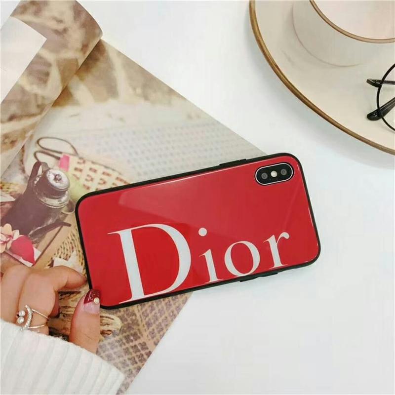 Dior アイフォンXrカバー