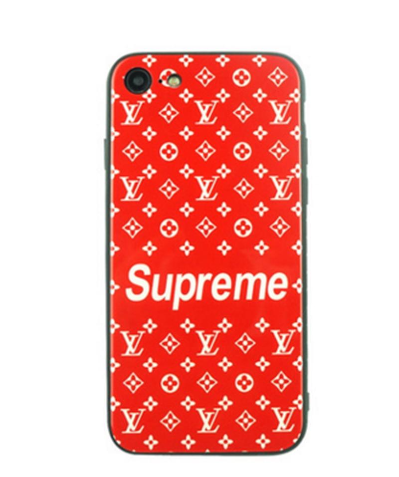 iphone xsケース supreme