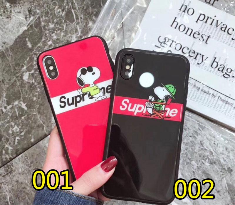 ブランドSupreme IPhoneXケース