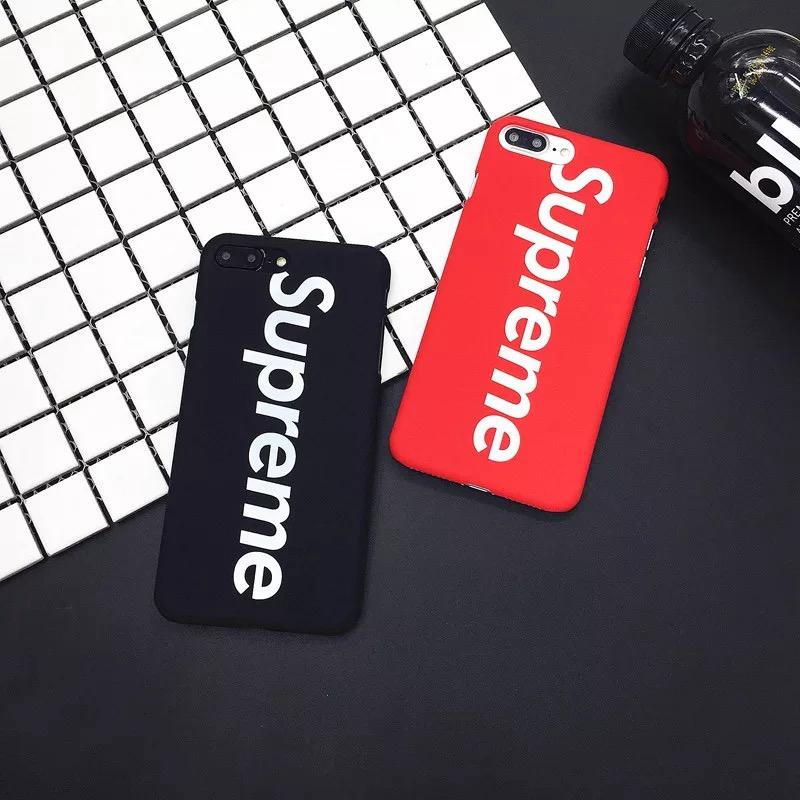 シュプリーム Galaxy S9+スマホケース