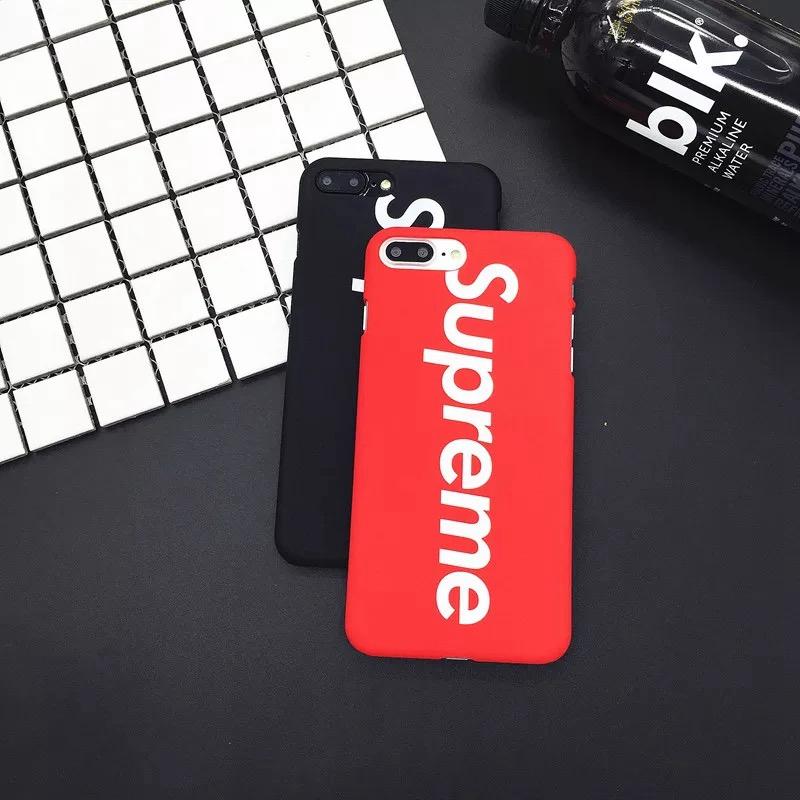 Supreme ギャラクシーS9+スマホケース