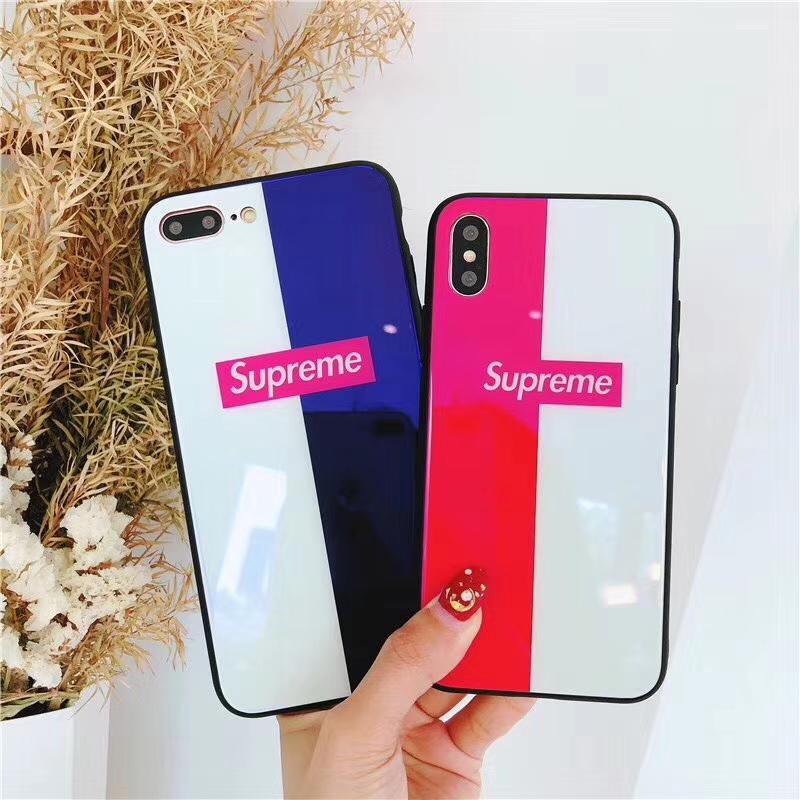 シュプリーム IPhoneXケース