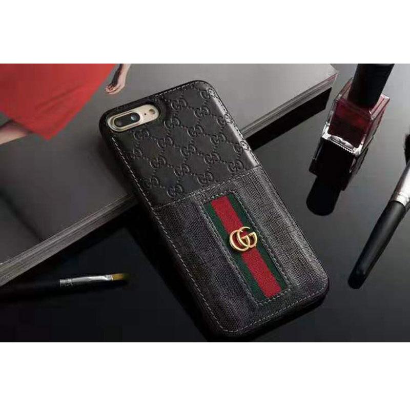 グッチ ギャラクシー S9+ケース
