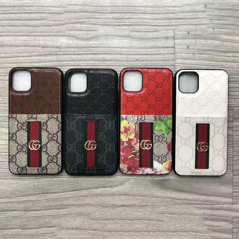 グッチ iphone11/11 pro maxケースブランド