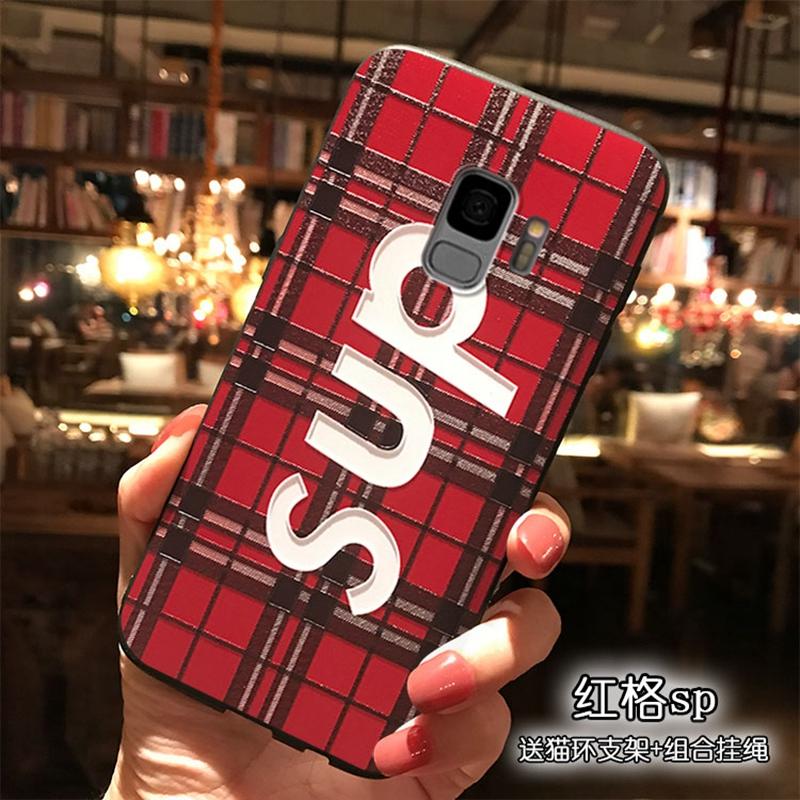 Supreme ギャラクシー S9スマホケース