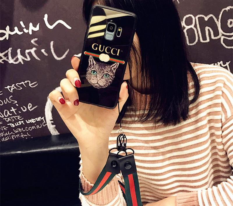 gucci galaxy S9+ケース