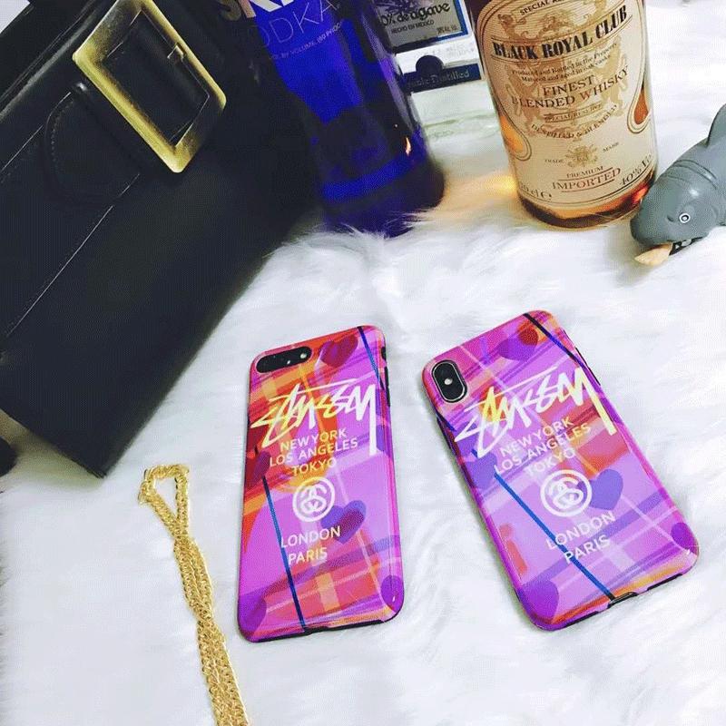 ステューシー IPhoneXケース