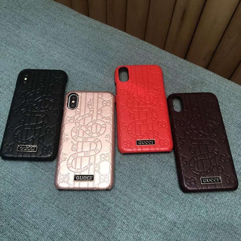 ブランドグッチ IphoneXカバー