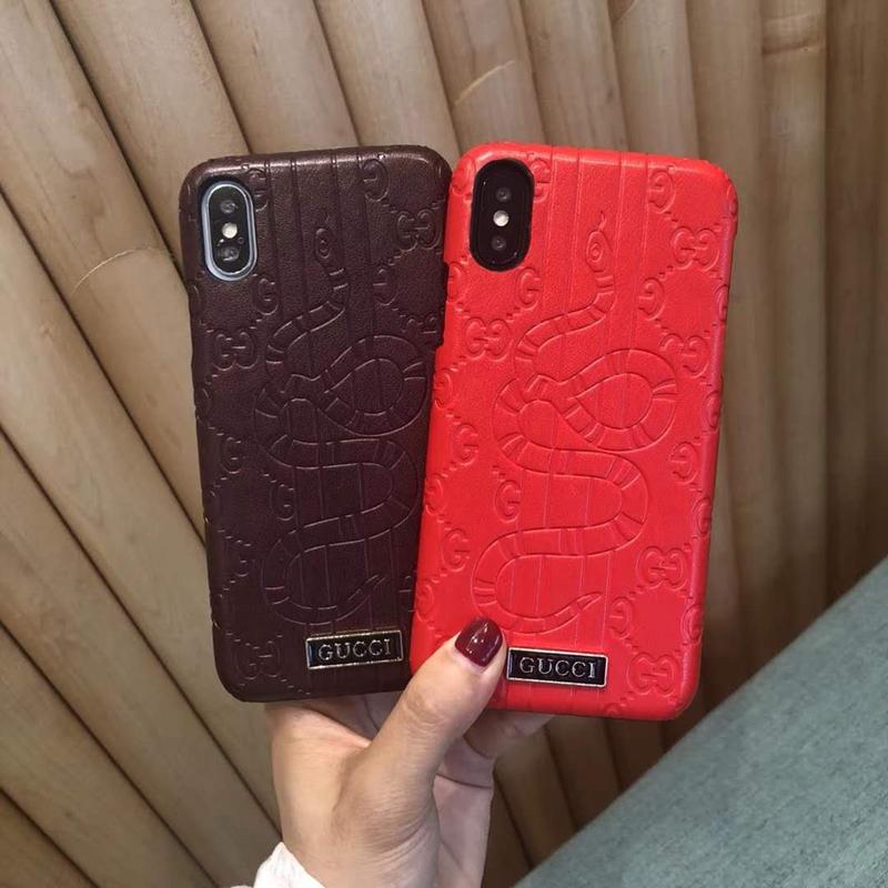 ブランドgucci IphoneXカバー