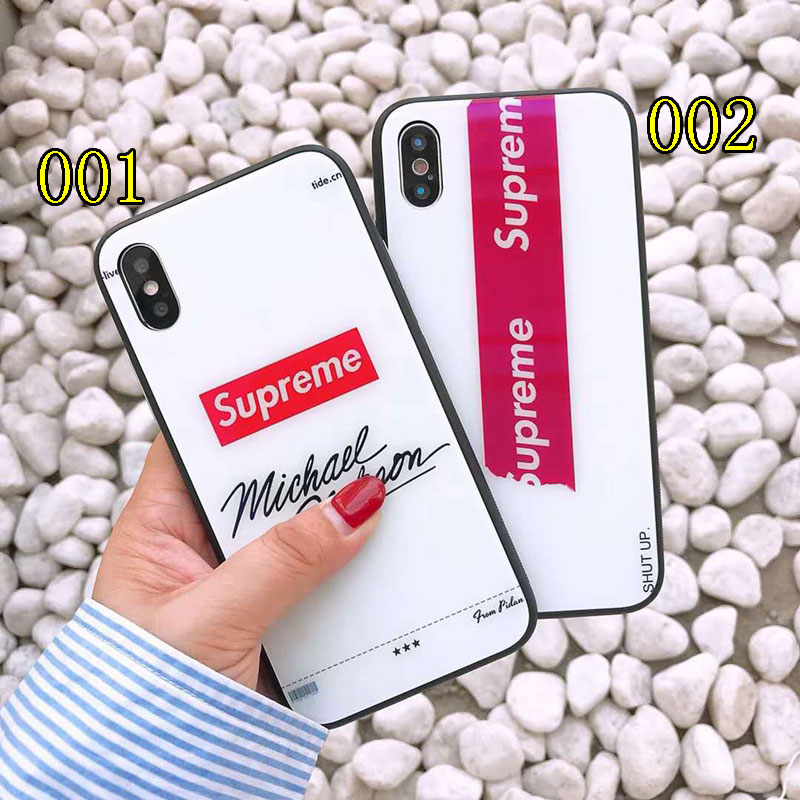 ブランド シュプリーム IPhoneXrケース