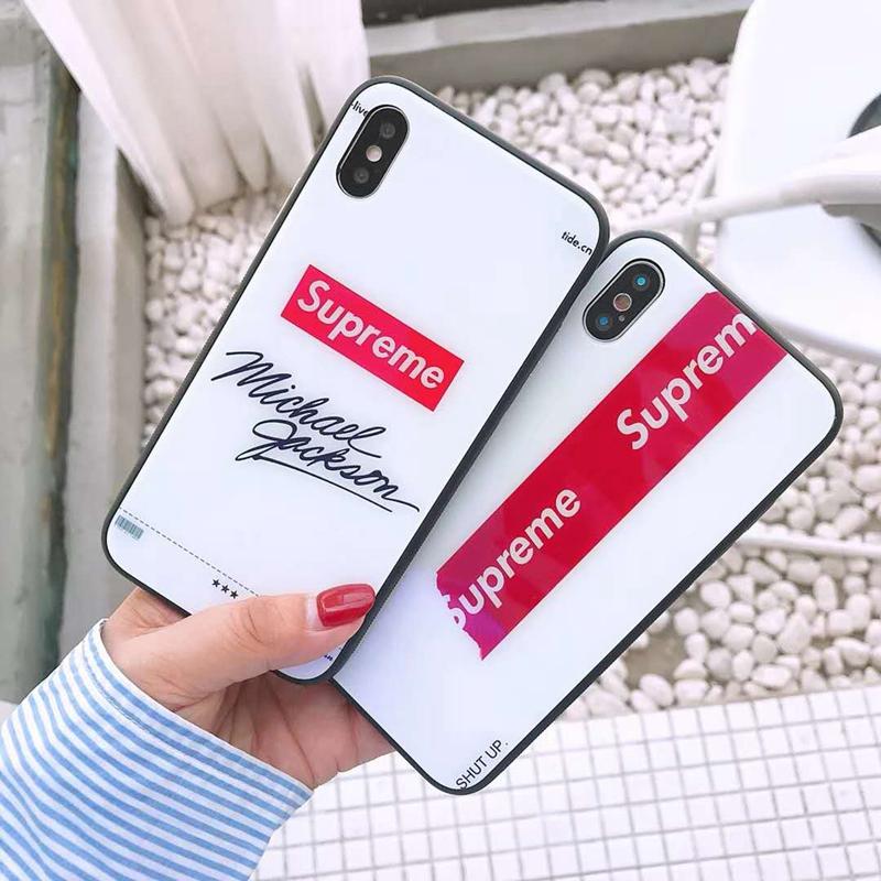 ブランド Supreme IPhoneXs maxケース