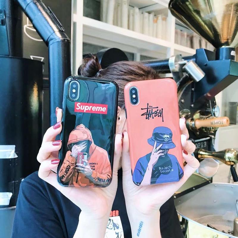 iphone xケース ブランド ステューシー