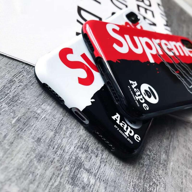 IphoneXケース ブランドSupreme