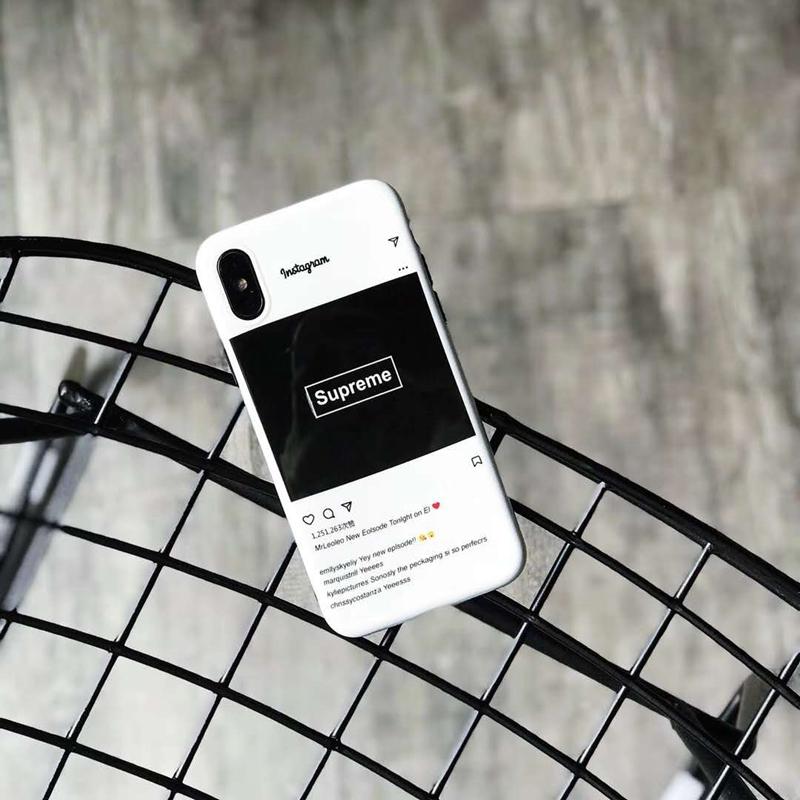 iphone xケース ブランド シュプリーム