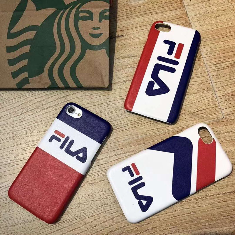 iPhoneXケース ブランド フィラ