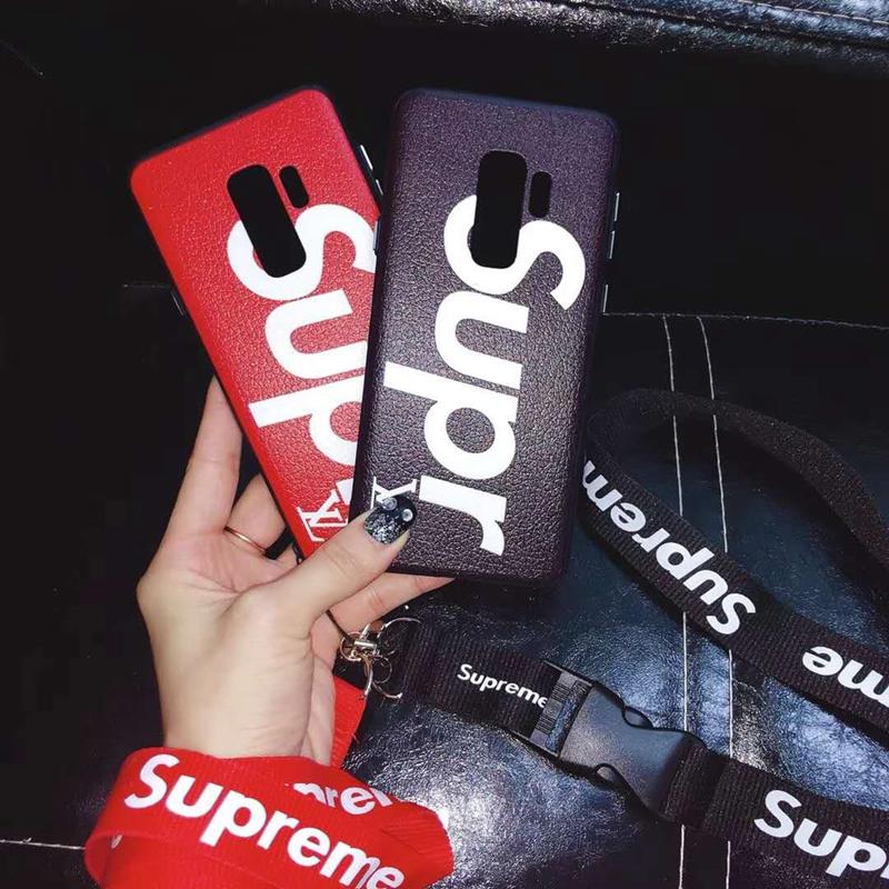 Galaxy S9+ケース シュプリーム
