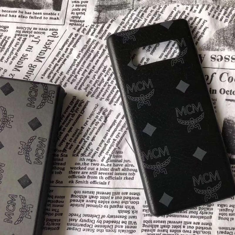 ブランドMCM Galaxy S9+ケース