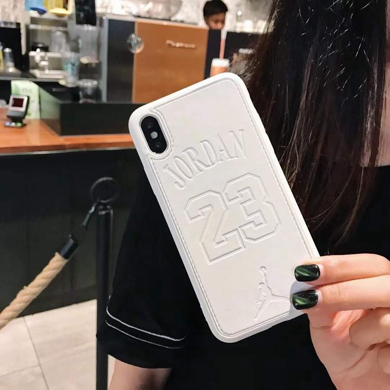 ブランドjordan iPhoneXケース