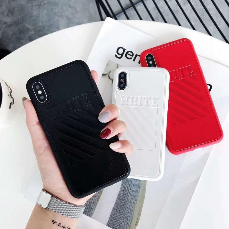 iphone xケース ブランド off white