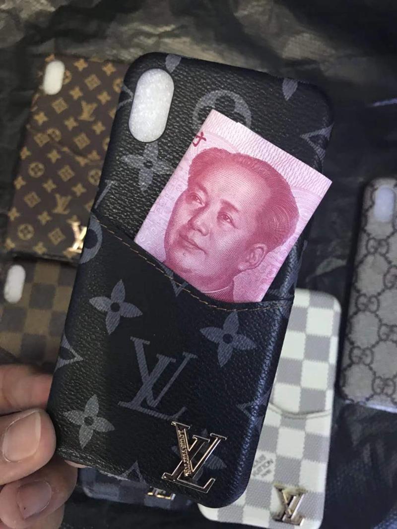 ブランドlv IphoneXカバー