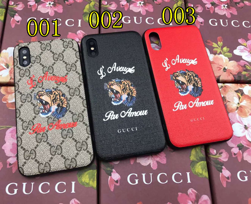 ブランド gucci iPhone xsケース