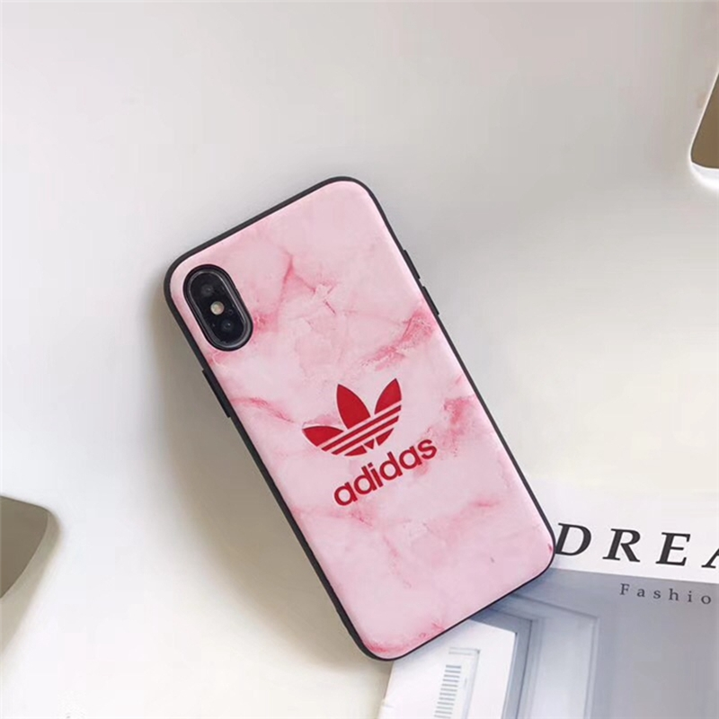 iphone xケース ブランド adidas
