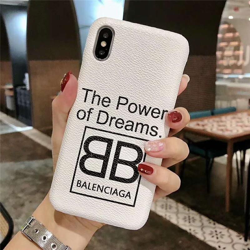 iphone xケース ブランド Balenciaga