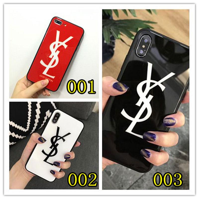 YSL iphoneXS/XRケース