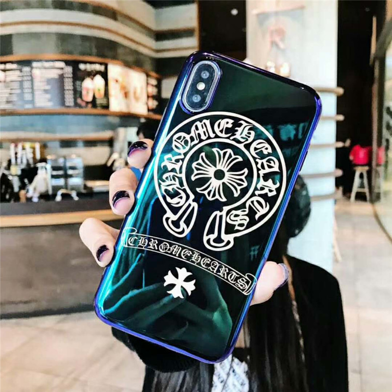 chrome hearts iPhone xケース