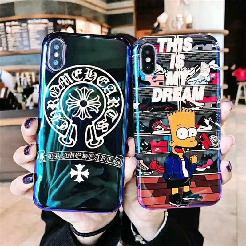 chrome hearts iPhone xケース