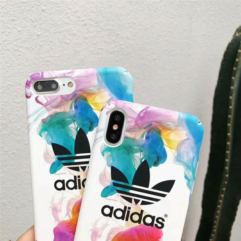 ブランドadidas iPhone xケース