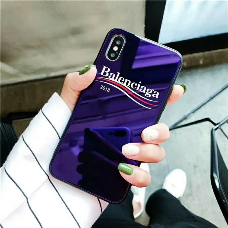 iphone xsケース バレンシアガ