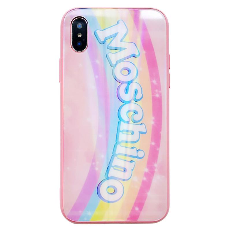 iphone xsケース ブランド モスキーノ