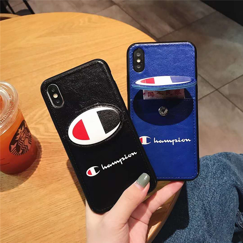 iphone xrケース チャンピオン