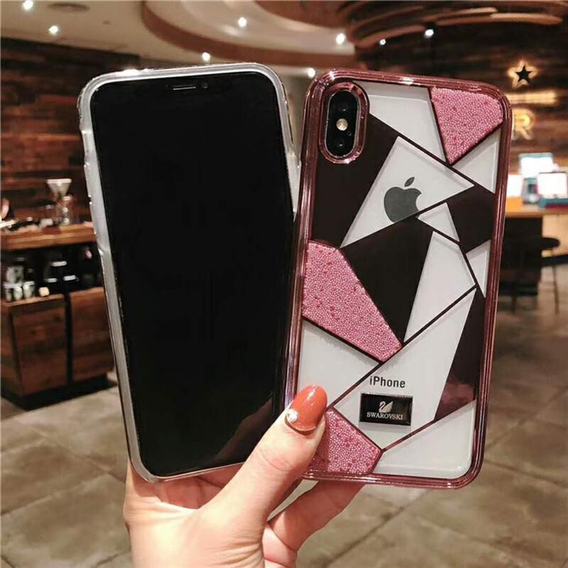 swarovski iPhone xs maxケース