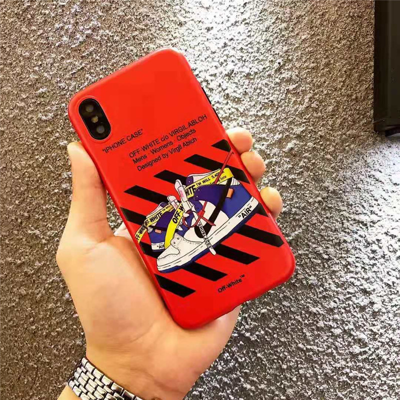 off white iPhone xs maxケース