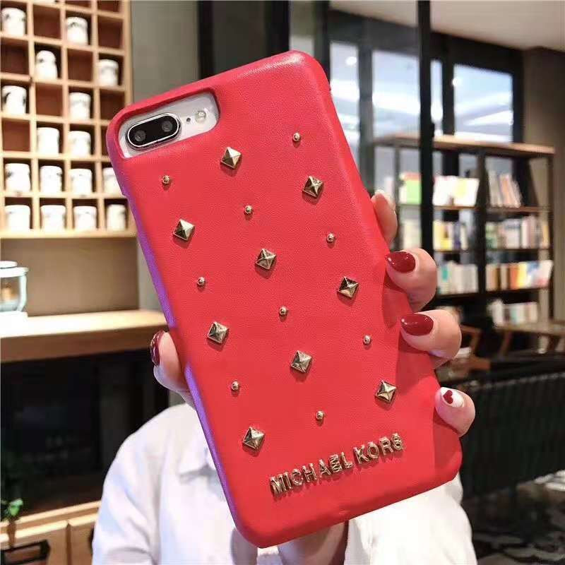 iPhone xs maxケース ブランド マイケルコース