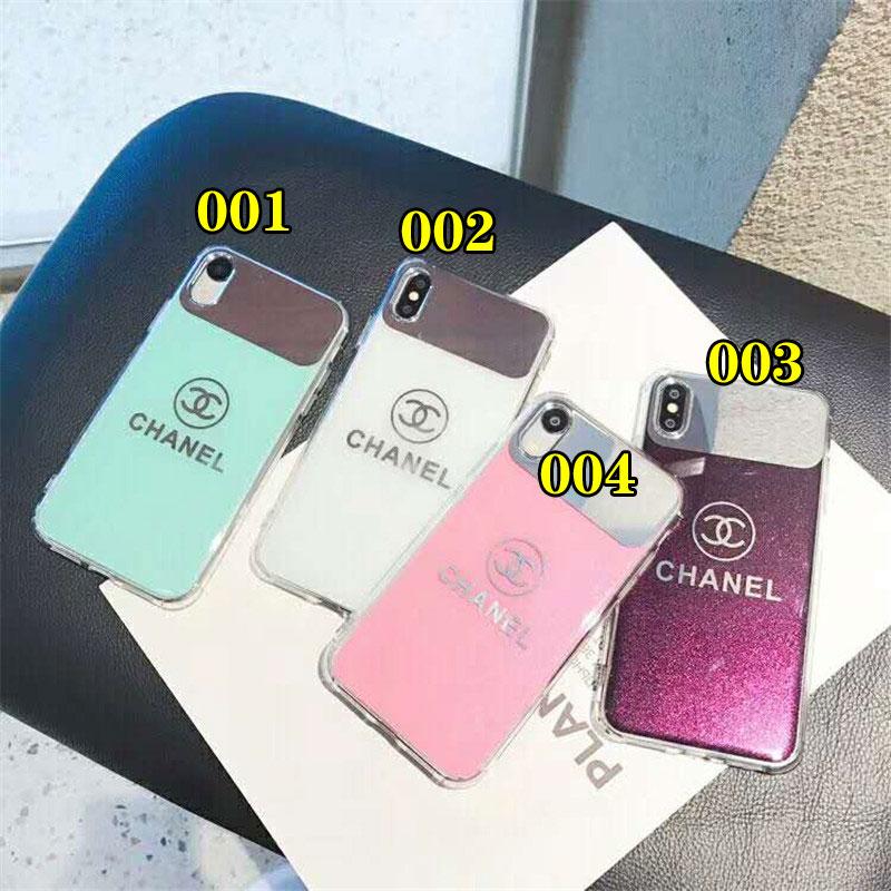 iphone xr/xs maxケースシャネルブランド