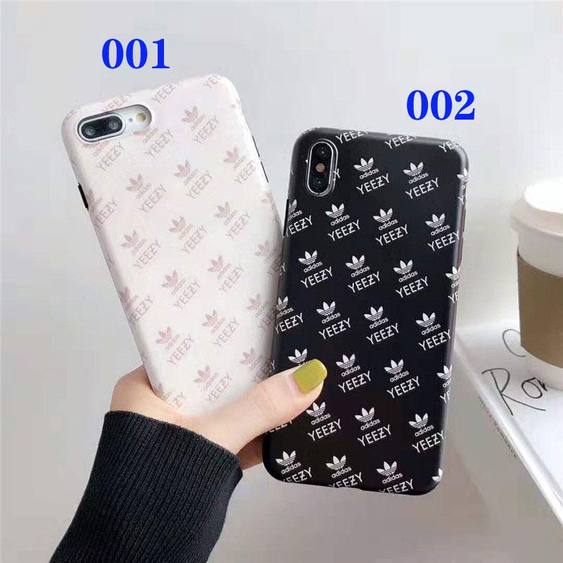 iphone xr/xs maxケース アディダスブランド