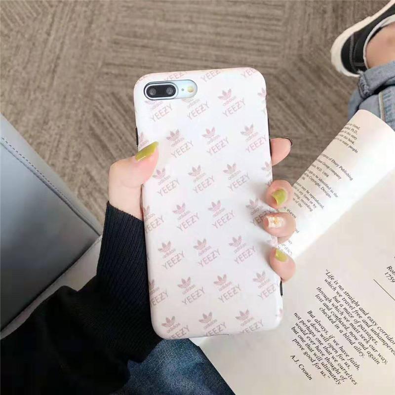 スポーツ風 iphone x/8/7 plusケース アディダ