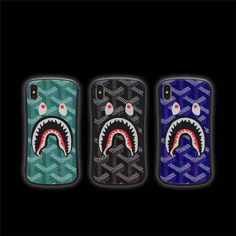 個性 iphone 11/XI MAXケース ゴヤール